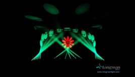 Stage Lighting Design Service
