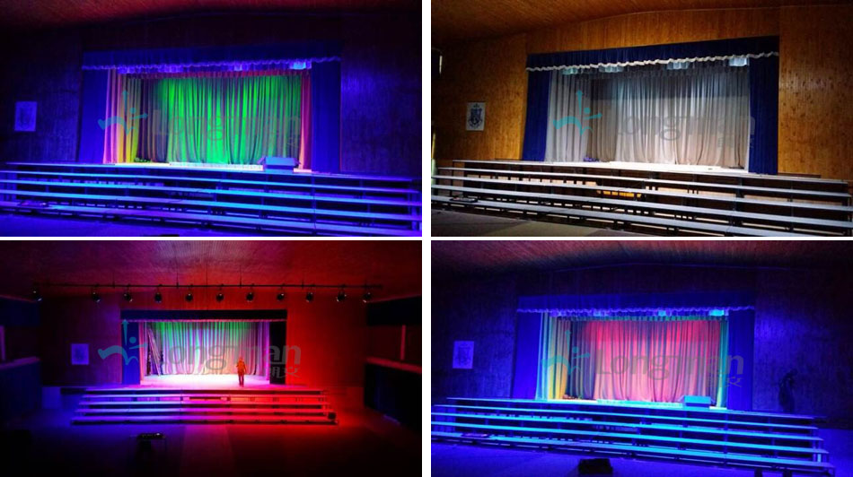 south africa theater lighting effect display