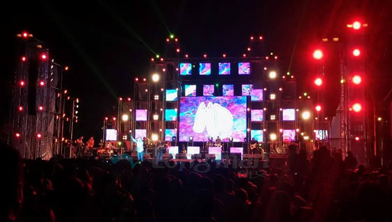 ... Thailand Light And Sound Design Project Stage Lighting 2 ...