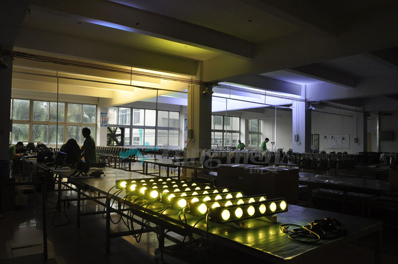 Aging Test For LED Wall Washer