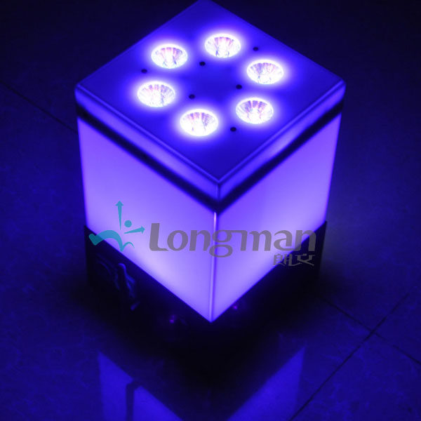 Free Color Wireless And Battery Led Light Longman Stage