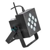 Artist 500B wireless and battery led par stage light