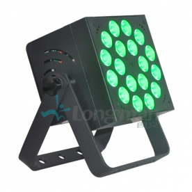 Face Par1810-led flat par can light