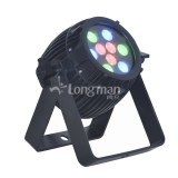 Bowerbird X9 Outdoor LED Par Lighting