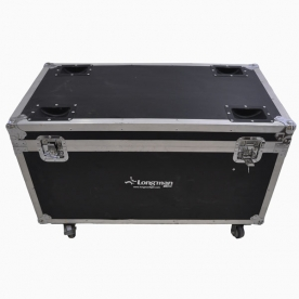 Aluminum flight case for led wall washer phenix 625