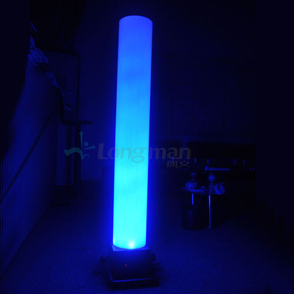 1 5m Acrylic Tube And Iron Sleeve Longman Stage Lighting