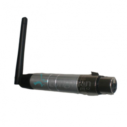 2.4G wireless DMX512 transceiver Pad pen
